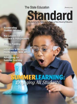 Cover Image for Summer Learning Standard