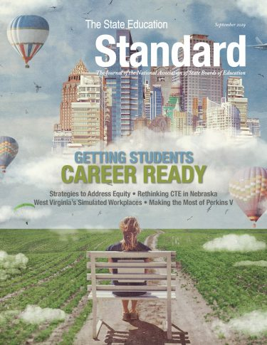 Cover image for September 2019 Standard