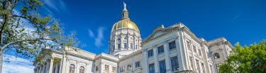 Georgia State Capitol in Atlanta. Image credit: iStock